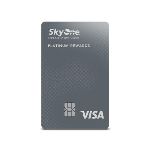 Image of SkyOne Platinum Rewards Visa Card