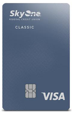 Classic Visa Credit Card
