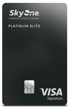 Platinum Elite Visa Credit Card