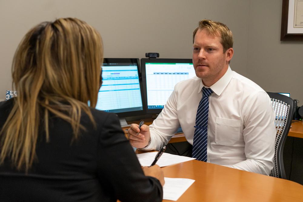 SkyOne Wealth Management helping a member